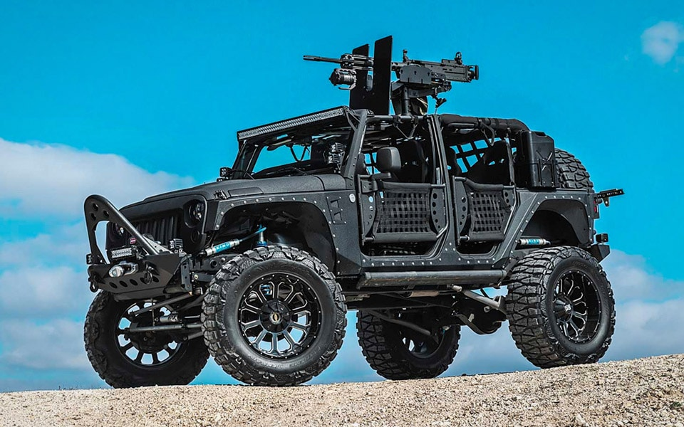 Starwood Motors Full Metal Jacket
