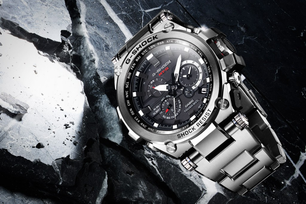Casio Metal Twisted G-Shock