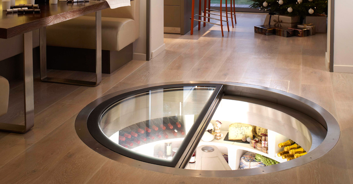 Picture of: Spiral Cellars Mandesager