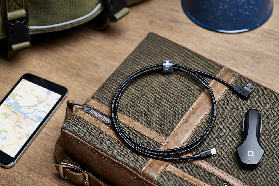 ZUS Kevlar Charging Cable