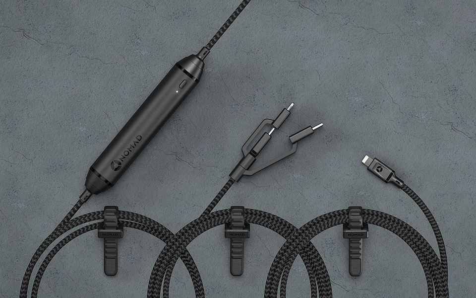Nomad Ultra Rugged Cables