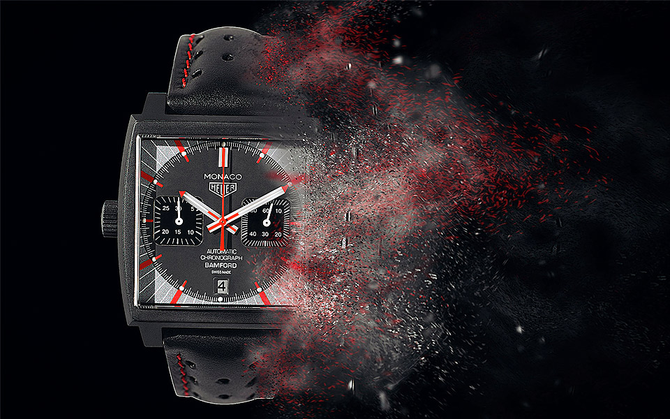Bamford Watch Department x Tag Heuer