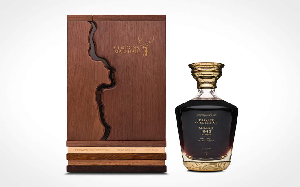 Gordon & MacPhail Private Collection Glenlivet 1943