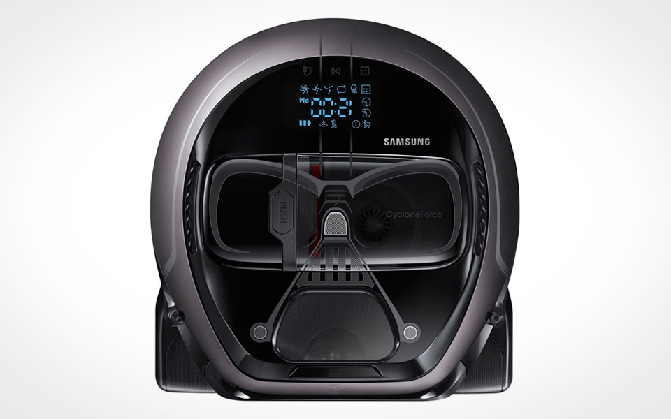 Samsung Star Wars limited edition POWERbot