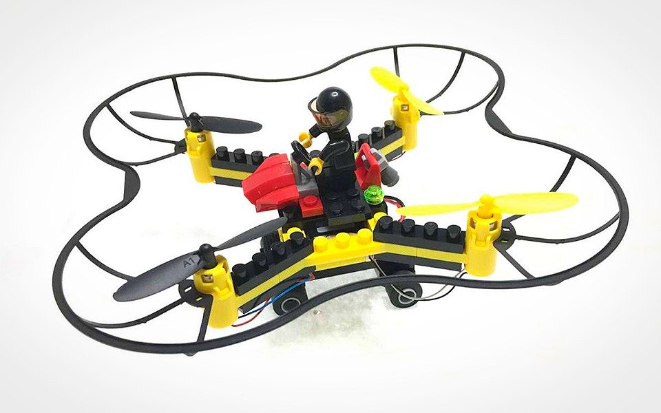 Force Flyers LEGO Drone