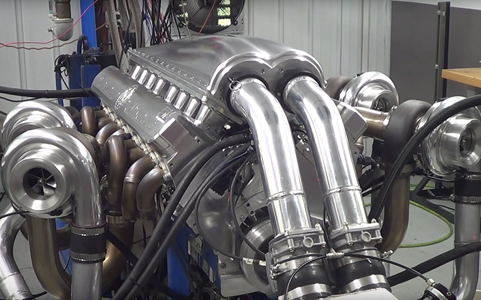 Steve Morris Engines Devel Sixteen