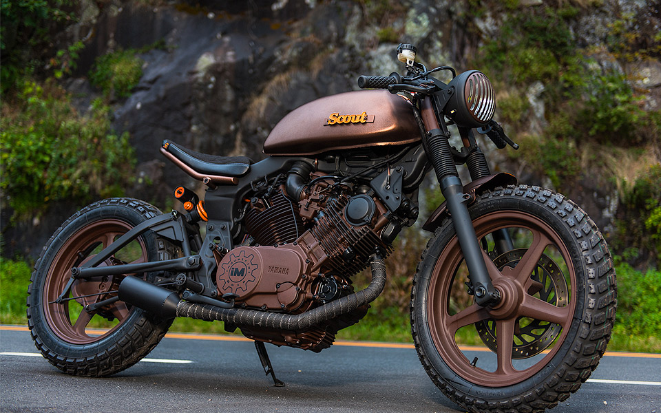 Industrial Moto Project Scout