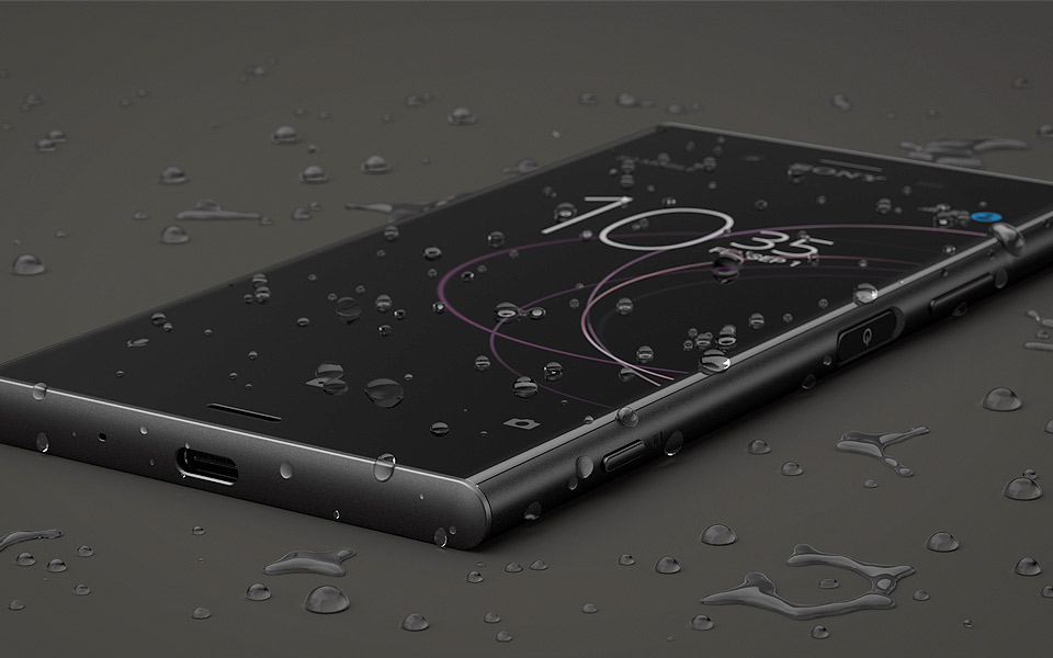 Sony Xperia XZ1 er mere end bare en smartphone