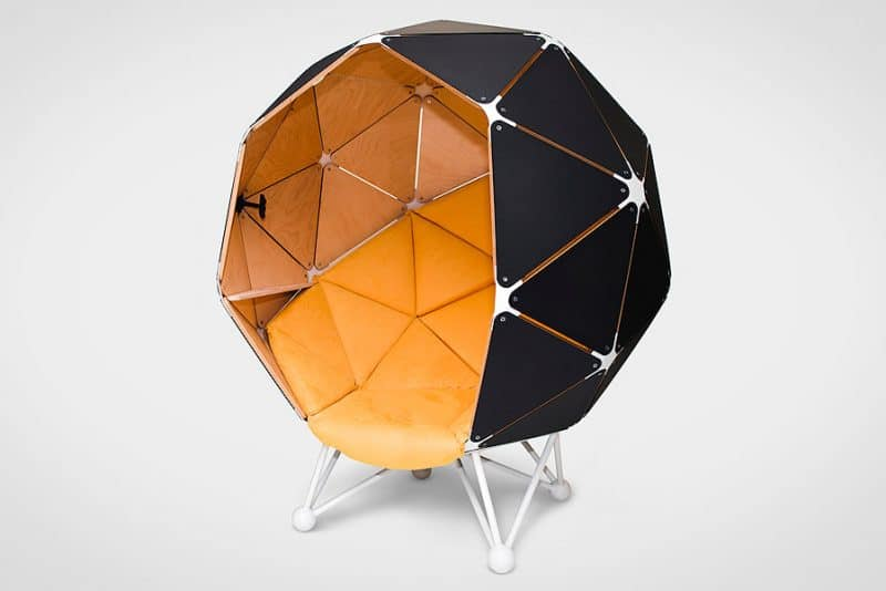 MZPA The Planet Chair