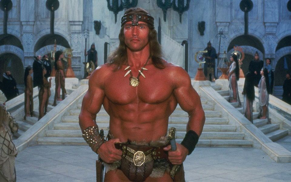 Amazon laver TV-serie med Conan The Barbarian
