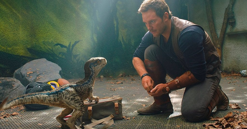 Den spritnye trailer til Jurassic World: Fallen Kingdom