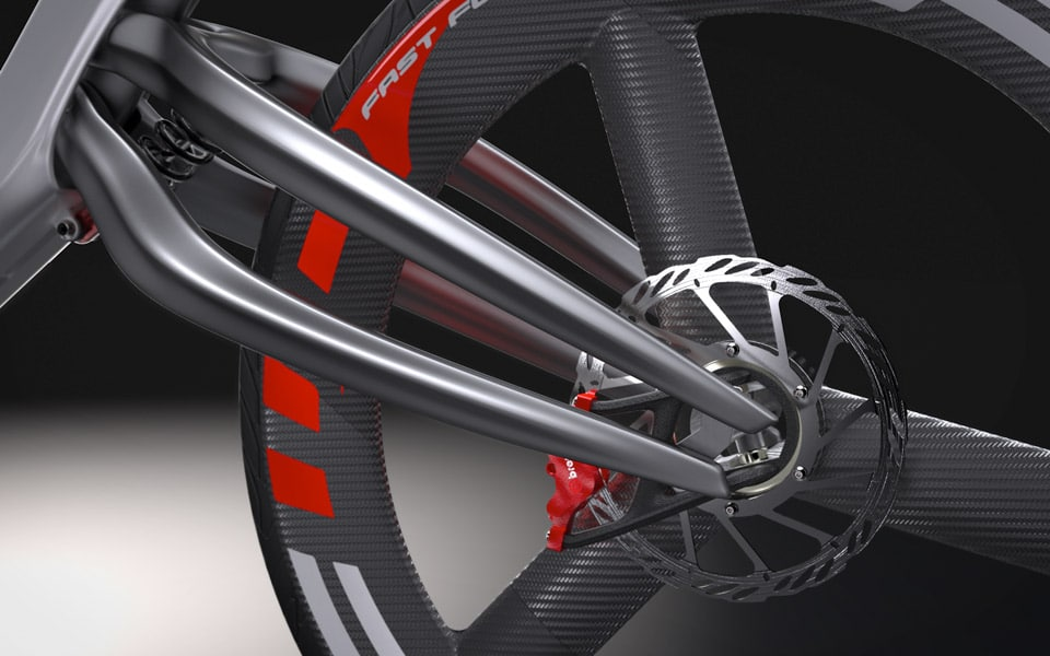 Furia Concept Bicycle