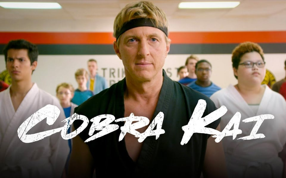 Den nye trailer til Karate Kid TV-serien er ren nostalgi