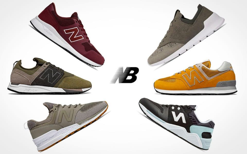 16 Superfede Sommer-Sneakers fra New Balance