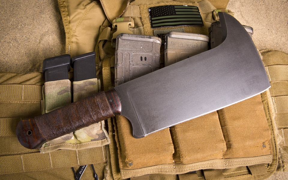 Winkler Knives Tactical Cleaver