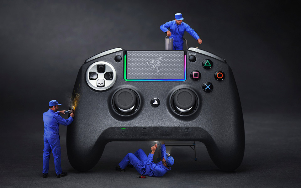 Razer Raiju PlayStation 4