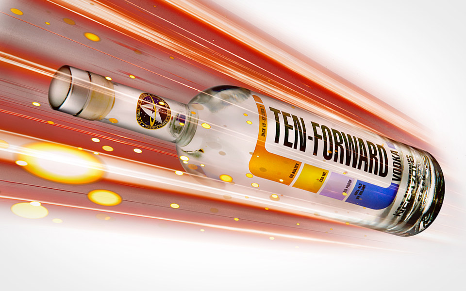 Ten-Forward Vodka