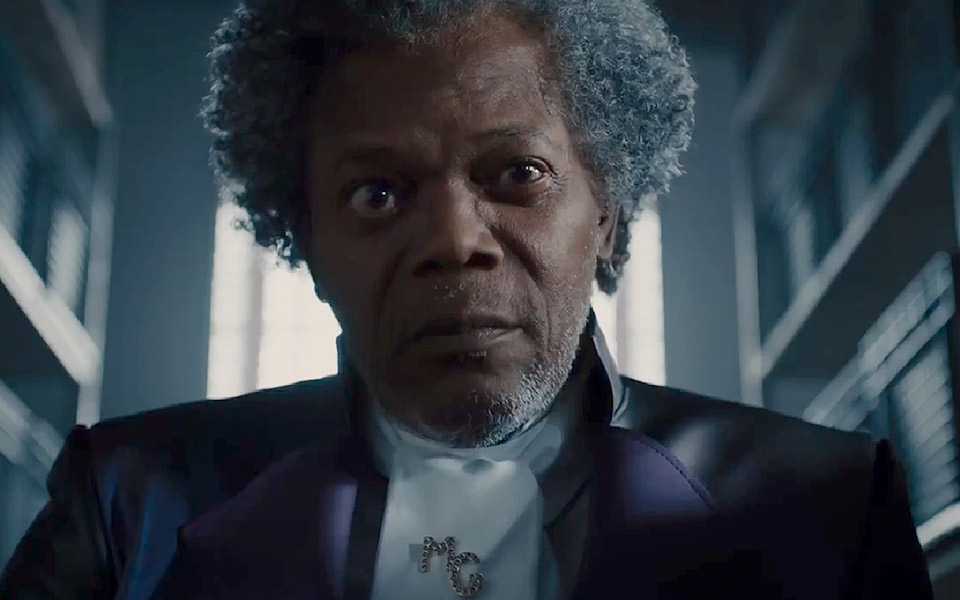 Den nye trailer til M. Night Shyamalans film Glass er landet