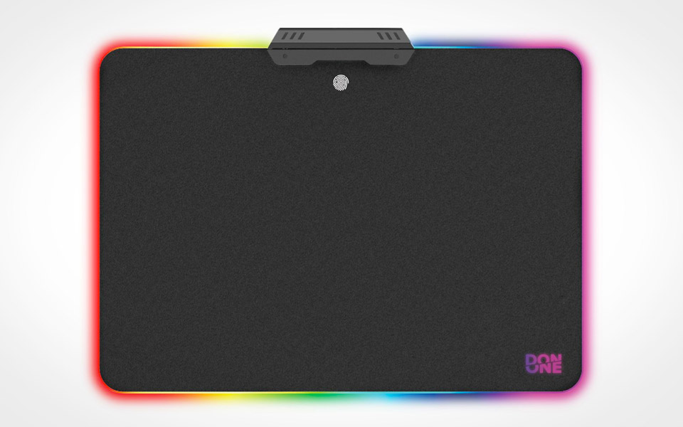 DON ONE AMATO LED Mousepad