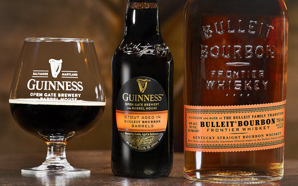 Guinness x Bulleit Bourbon