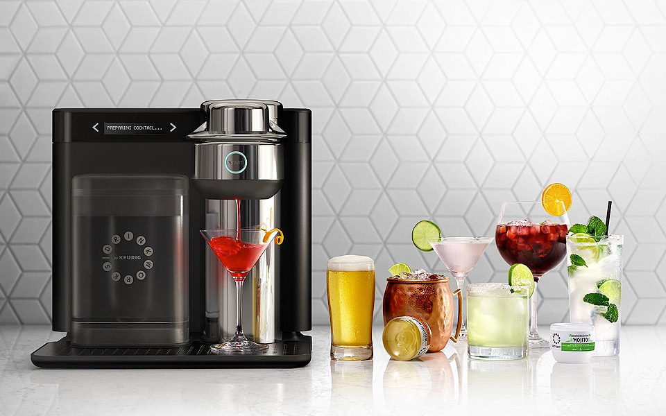 Keurig Drinkworks Home Bar