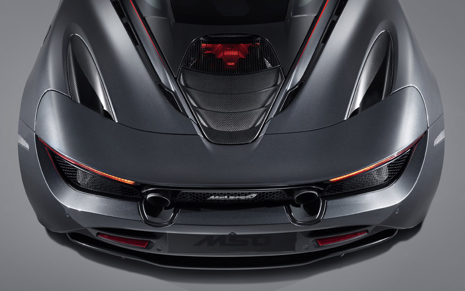 McLaren Special Operations Stealth McLaren 720S