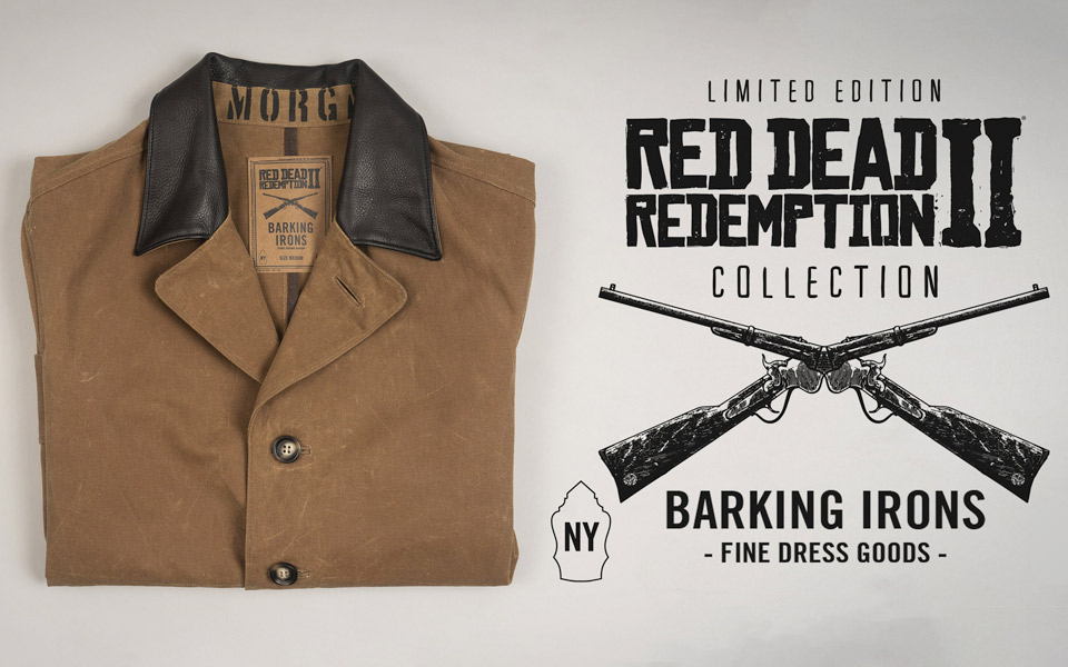 Barking Irons Red Dead Redemption 2 Collection