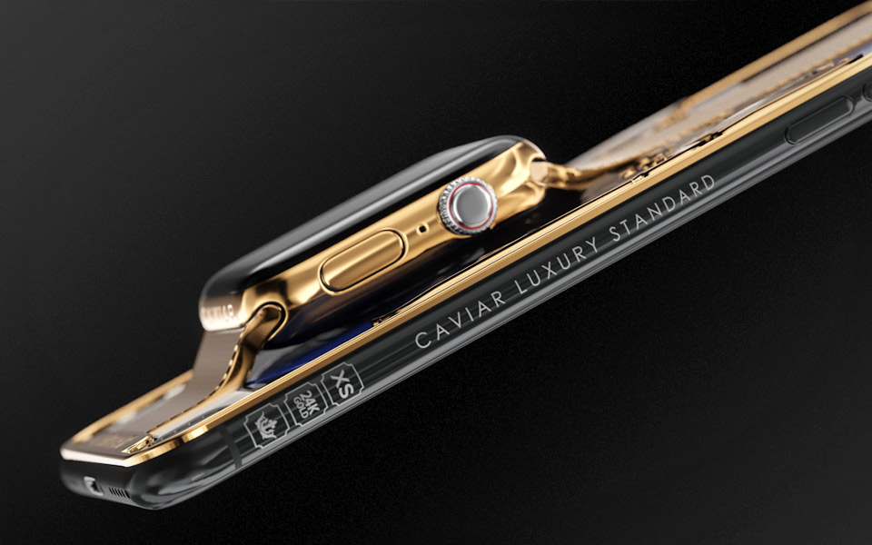 Caviar Swiss Dreams Watchphone