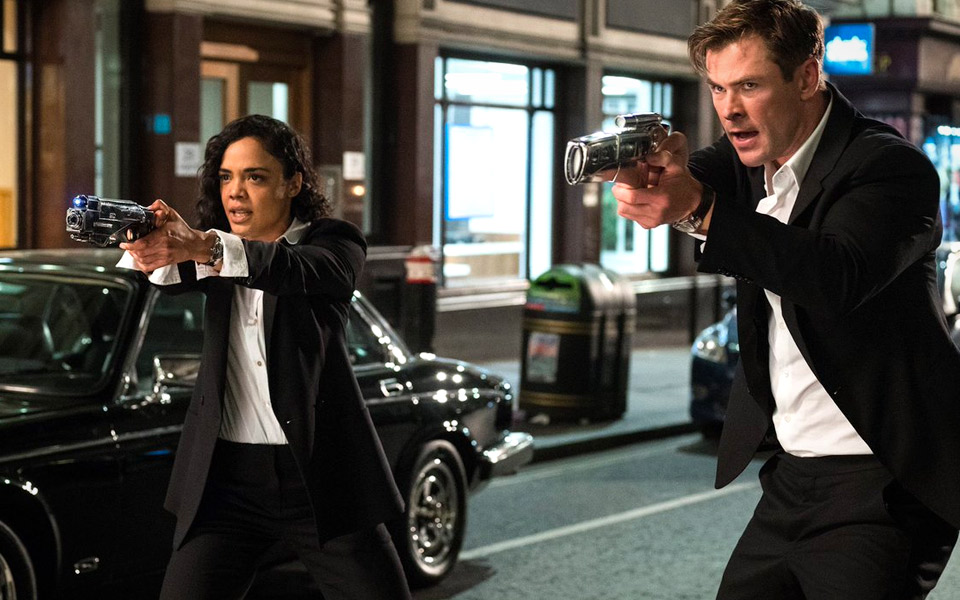 Første trailer til Men in Black: International er ankommet