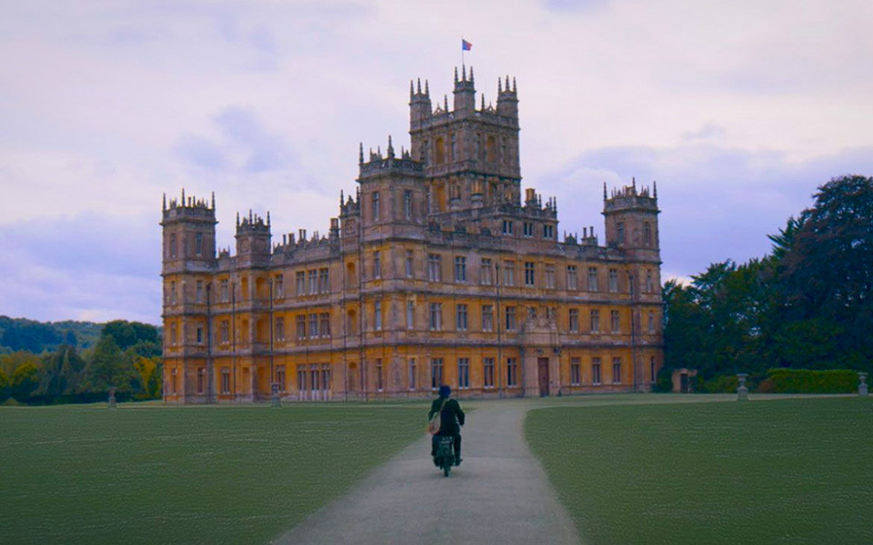 Nu kommer Downton Abbey filmen