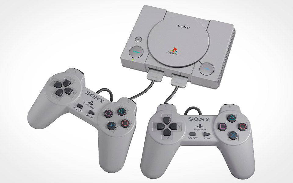 Sony unboxer PlayStation Classic
