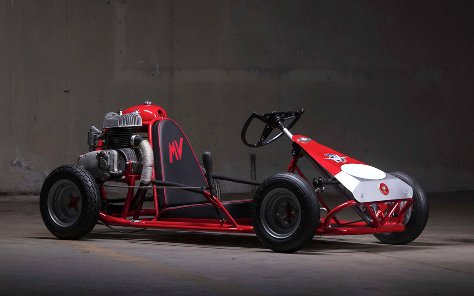 1956 Go Kart Tony MV