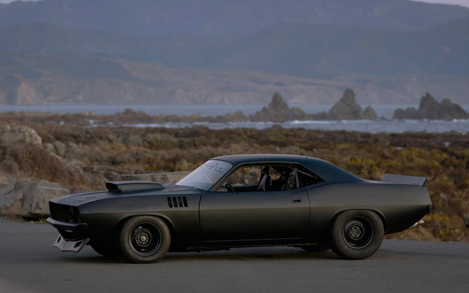Beck Kustoms 1973 Plymouth Barracuda