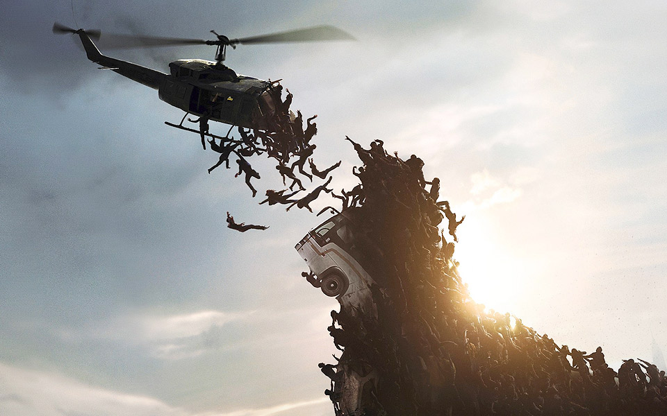 Den nye trailer til zombiespillet World War Z er fed