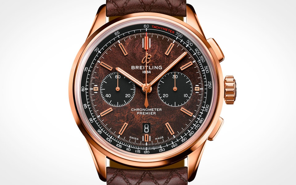 Breitling The Premiere Bentley Centenary Limited Edition