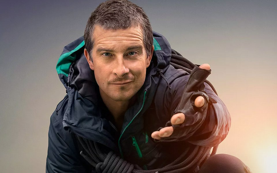 You vs. Wild er en ny interaktiv serie med Bear Grylls