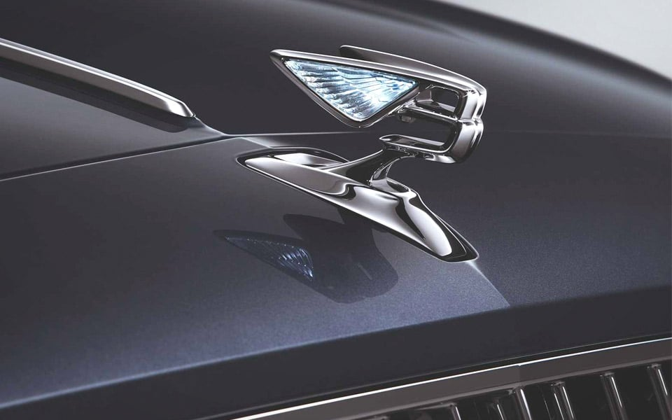 Bentley teaser for den nye Flying Spur med lækkerier