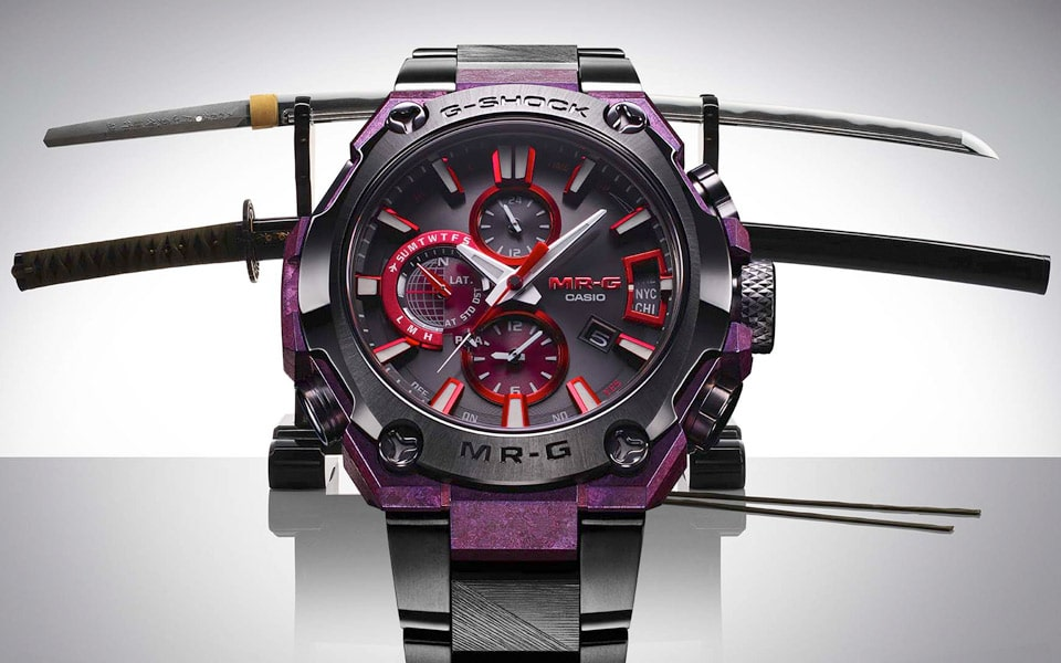 Casio G-Shock MR-G Gassan