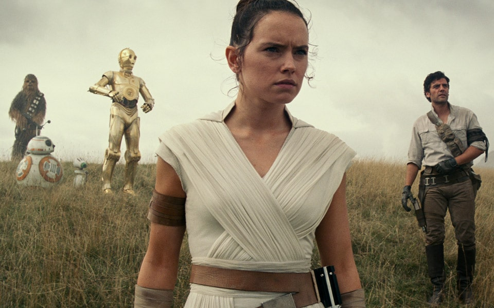 Star Wars: The Rise of Skywalker har fået en teasertrailer