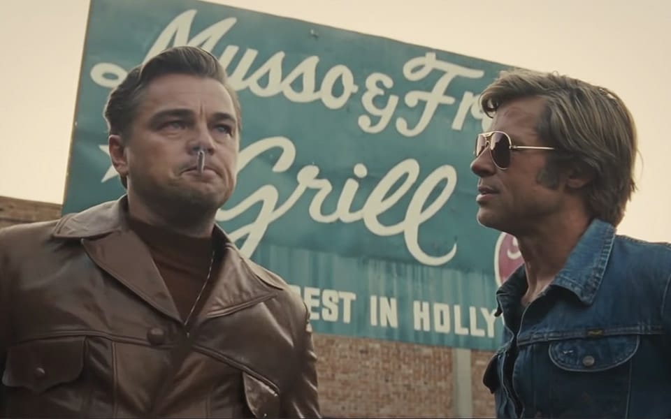 Den første ordentlige trailer til Once Upon a Time in Hollywood er ankommet