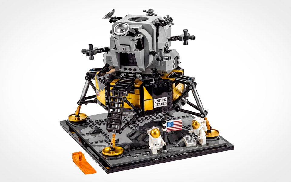 LEGO NASA Apollo 11 Lunar Lander