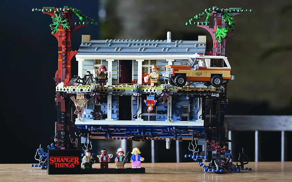 The Upside Down er et officielt LEGO-sæt til Stranger Things