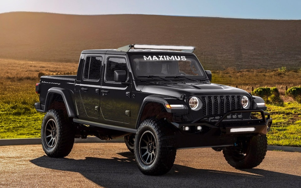 Hennessey Jeep Gladiator Maximus