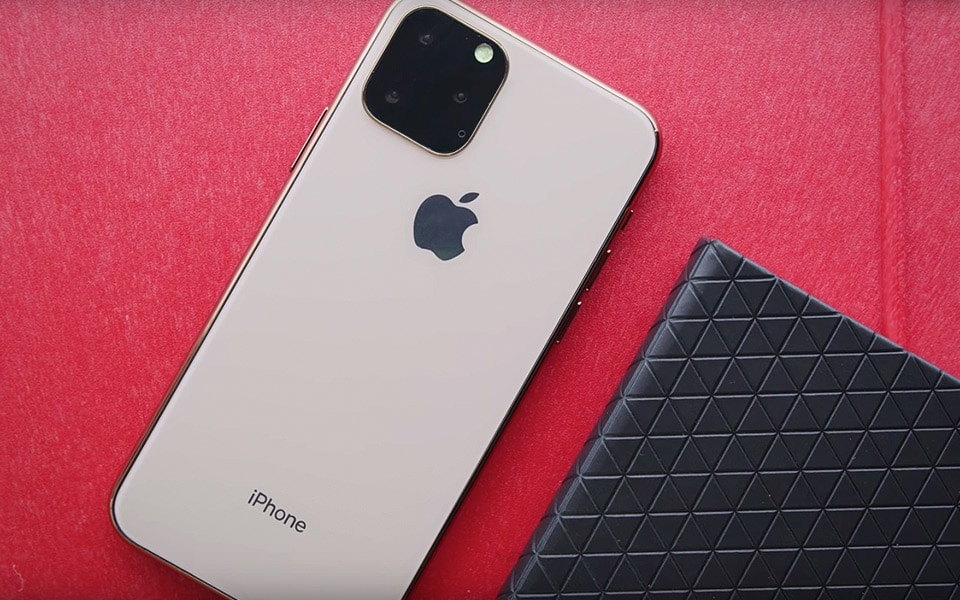 Ny video viser alle iPhone 11 modeller