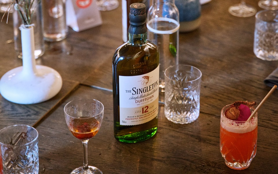 Singleton og Restaurant Roxie lancerer Pop-Up middag til whisky-fans