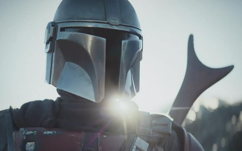 Disney frigiver første trailer for The Mandalorian
