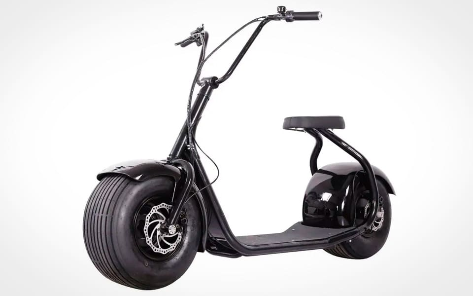 OBG Rides Elscooter