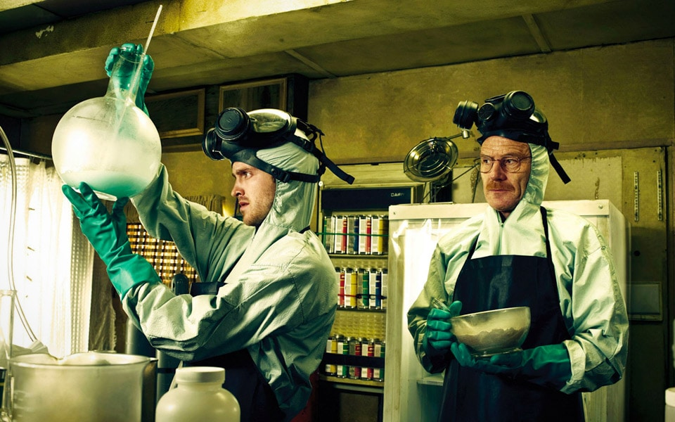 Den nye teaser til El Camino: A Breaking Bad Movie er mørk