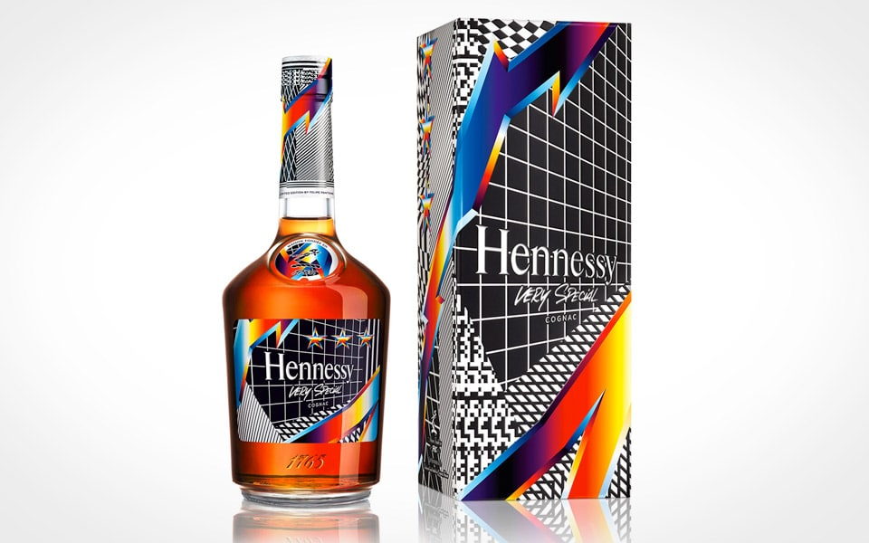 Hennessy Very Special x Felipe Pantone - Limited Edition