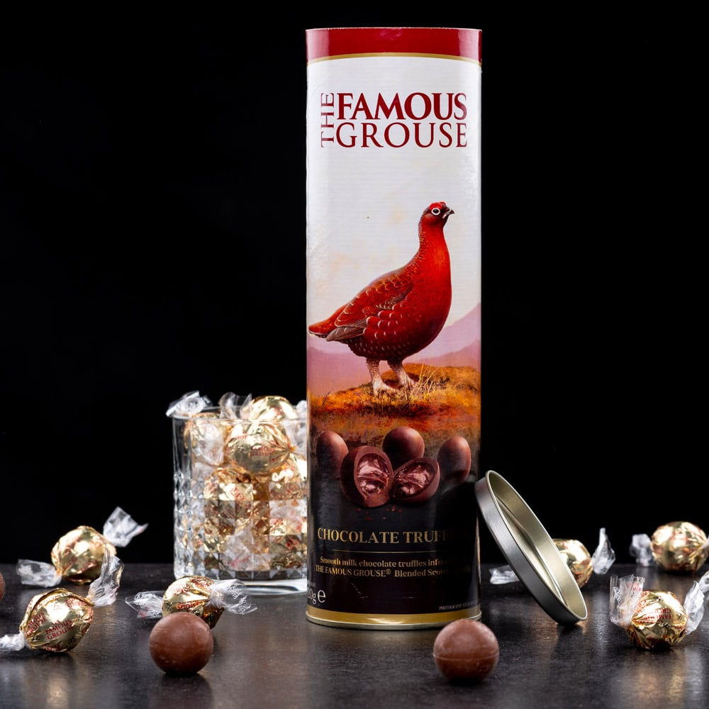 The Famous Grouse Trøfler i Rør